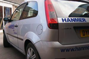 Courtesy Car from Hanmer Autos