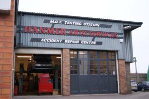 MOT testing station - MOT centre